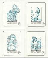 Sketch cards for Blog