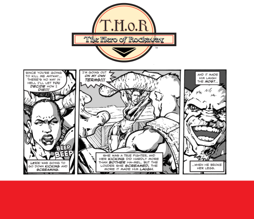 T.H.o.R CRIME Episode 30 by Fred Haynes