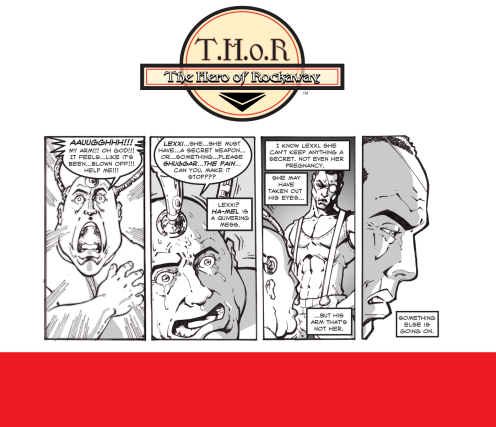 T.H.o.R CRIME Episode 39 by Fred Haynes