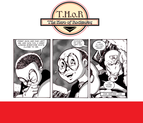 T.H.o.R CRIME Episode 51 by Fred Haynes