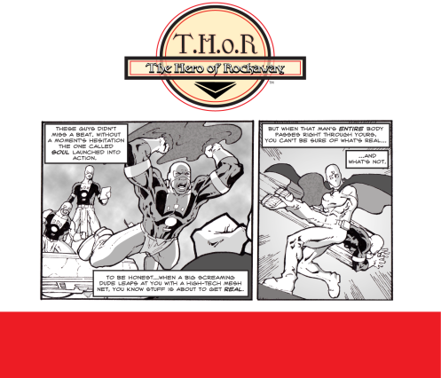 T.H.o.R: Once Upon A Time Volume 2 Episode 7 by Fred Haynes