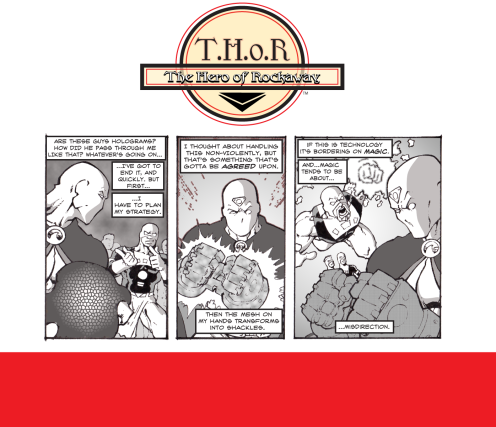 T.H.o.R: Once Upon A Time Volume 2 Episode 8 by Fred Haynes
